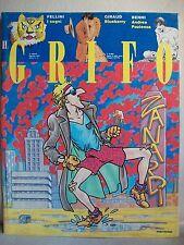 IL GRIFO nr 5 + allegato Bilal - 1991 - Editori del Grifo
