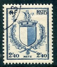 STAMP // TIMBRE FRANCE OBLITERE N° 734 ARMOIRIE METZ
