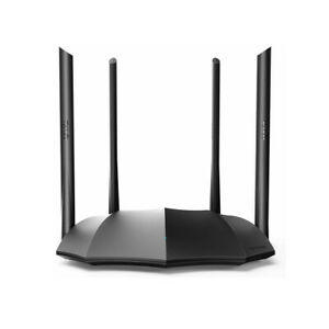TendaAC8 Gigabit Router AC1200DualBand 4Port 6dBi Antenna Wireless WiFi Repeater
