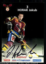 Horak Jakub Servette Geneve TOP AK Orig. Sign+A9399 + A 73392