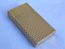 ESTATE 14K SOLID YELLOW GOLD LIGHTER CASE WITH SCRIPTO