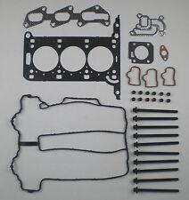 Testa Guarnizione Set Bulloni Agila Corsa 1.0 Z10XEP 03 A C D Twin Port Vauxhall Opel