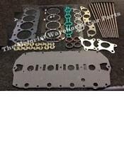 FOR ROVER K SERIES 25 45 75 200 400 1.4 1.8 UPRATED HEAD GASKET SET HEAD BOLTS