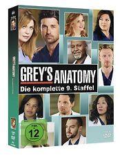 Grey´s Anatomy - Staffel 9 - DVD - *NEU*