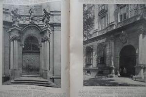 1925 Kloster Leubus Schlesien