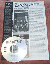 The Something? Matlock Band CD singles and Album Review