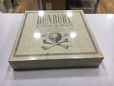 Bunbury Canciones 1987 2017 Box 8 LP + 4 CD+Buch 2018 Sealed Helden von Der Hush