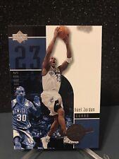 Michael Jordan 2002-03 Upper Deck Inspirations Bulls Washington Wizards #89