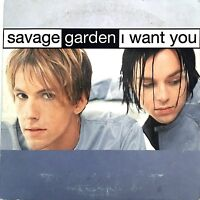 Savage Garden ‎CD Single I Want You - Austria (G/VG)