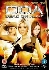 DOA Dead or Alive 5050582453492 With Sarah Carter DVD Region 2