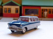 Corgi toys 424 ford zephyr estate avec intérieur rouge