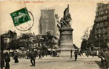 CPA PARIS (18e) Place Clichy. (539441)