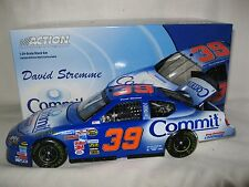 "DAVID STREMME  # 39 COMMIT LOZENGES .."" ROOKIE STRIPES ""  DODGE CHARGER  2005"