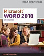 Microsoft  Word 2010: Complete (Shelly Cashman Series? Office 2010)
