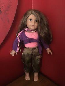 "American Girl 18"" Doll Marisol - Retired GOTY Latina"