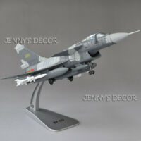 1:72 Diecast Military Model Toy Jian-10 J-10 China Jet Fighter Aircraft Plane