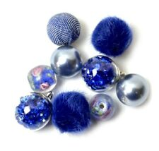 Jesse James Beads- White Label Collection: BLUE VELVET Beads & Baubles