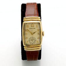 Vintage Hamilton Emerson Wrist Watch 17 Jewel Manual Wind CA1940s