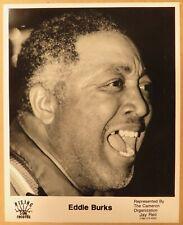 8 x 10 Eddie Burks Original Promotional Photograph Rising Son Records
