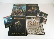 Dark heresy rol libros de Dorso Duro Multi Lista Warhammer 40K FFG N//Menta