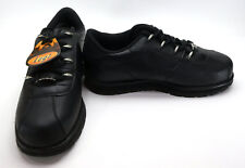 Lugz Shoes Zrocs Gothic Athletic Work Leather Black Sneakers Size 7