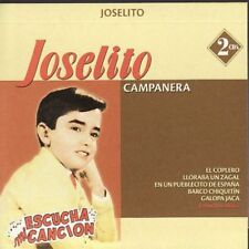 JOSELITO - CAMPANERA - ESCUCHA MI CANCION - 2CDS [CD]