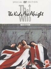THE WHO - KIDS ARE ALRIGHT 2 DVD SPECIAL EDITION BRAND NEW AND SEALED DVD 2009