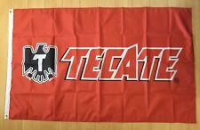 Tecate Beer Cerveza 3x5 Ft Flag Indoor Outdoor Banner Man Cave
