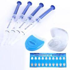 Kit de Blanchiment Dentaire Professionnel pour Dents Blanches 4 Doses Seringues