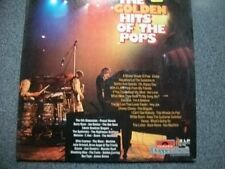 The Golden Hits Of The Pops  --  Doppel LP  --  Club Sonderauflage
