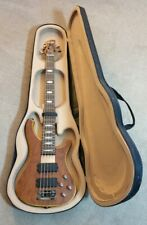 Mint Crafter Cruiser Electric 5 String Bass Guitar With Hard Case,Collection/P&P