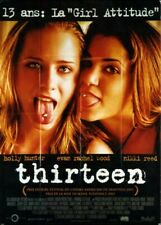affiche du film THIRTEEN 120x160 cm