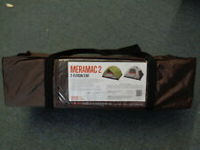Alps Meramac 2 PERSON TENT BRAND  NEW  CAMPING HIKING MOUNTAINEERING NIB