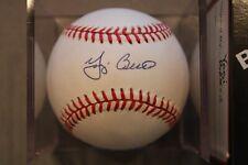 Yogi Berra Autographed Baseball Signed OAL PSA/DNA Guarantee New York Yankees