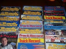 TRACK RECORD TEAM LOWE'S RACING 22 ISSUES 1997-2005