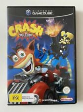 Crash Tag Team Racing Case and Manual Only No Game GameCube GC PAL