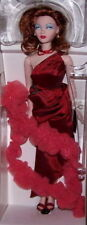 Ashton Drake Red Venus Gene Doll 95 Retired Mel Odom Nib