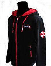 Umbrella Resident Evil Mens Tops Hoodie Sweatshirt Jacket Coat,  THICK