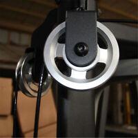 1 X 73-114mm Seilrolle Aus Aluminium Für Fitnessstudio Fitness Club Gym Teile
