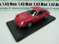 VQ26 Voiture 1/24 SALVAT Models : PORSCHE 911S 1968