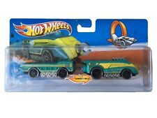 Hot Wheels Speed Fahrzeug mit Anhänger V0145 Rapid Transit