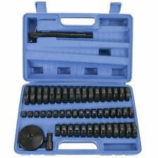 50tlg. Druckstück Treibsatz Schalen Buchsen Radlager Montagescheiben Werkzeug