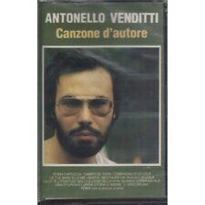 Antonello Venditti MC7 Canzone author / RCA – PK 71122 Sealed