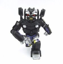Transformers Robot Heroes BARRICADE Complete Movie Hasbro PVC Figure