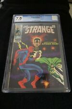 Doctor Strange # 179 CGC 7.0 04/69 Silver Age Barry Windsor Smith Cover Art