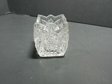 """US Glass States Pattern Illinois Toothpick #15,052  Clear EAPG 2 1/2"""" T ca 1897"""