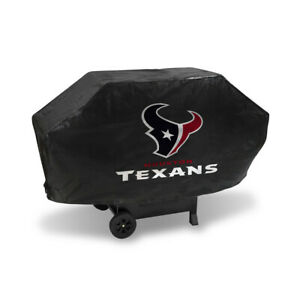Houston Texans BBQ Grill Cover Deluxe