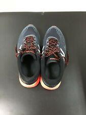 New Balance Men's Fresh Foam Hierro v2 Shoes Grey with orange