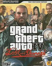 Grand Theft Auto IV: The Lost and Damned Official Strategy Guide (Roc Rockstar)