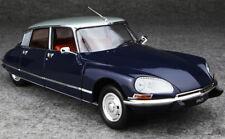 Brand New 1/18 NOREV CITROEN DS23 DS 23 PALLAS (BLUE) DIECAST CAR MODEL